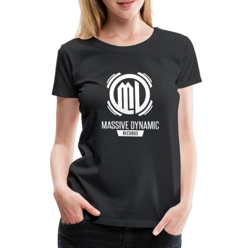 Massive Dynamic Records - Frauen Premium T-Shirt