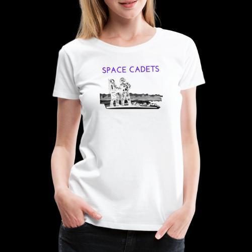 Space Cadets - Frauen Premium T-Shirt