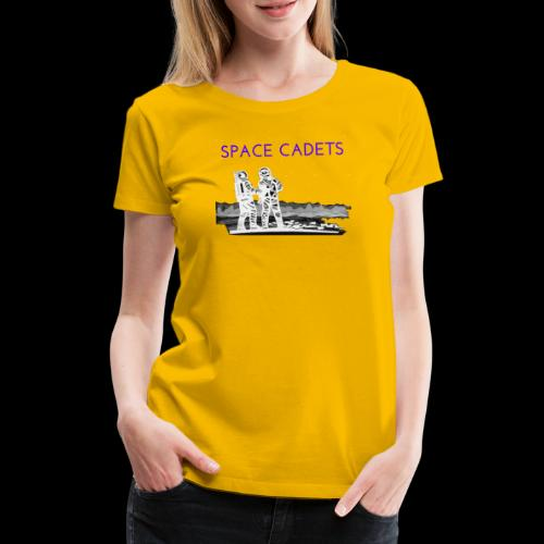 Space Cadets - Frauen Premium T-Shirt