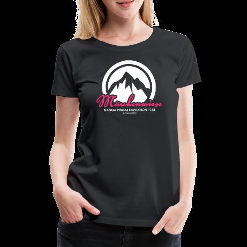 Märchenwiese - Frauen Premium T-Shirt