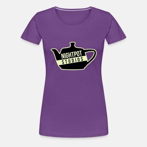 Nightpot Studios - Women's Premium T-Shirt