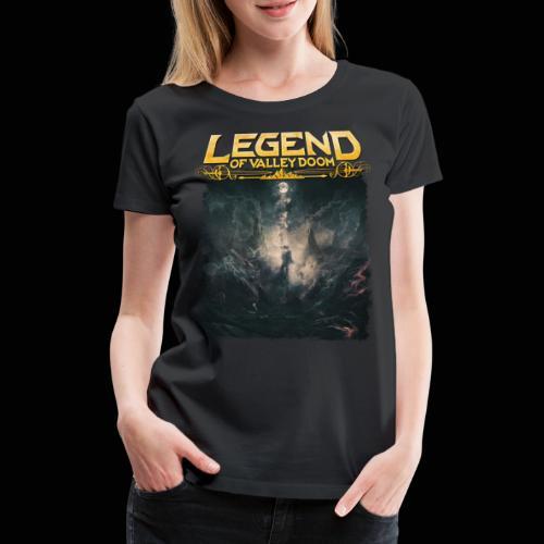 Stars Will Light the Way Artwork - Women's Premium T-Shirt
