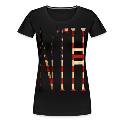 Nth4 - Women's Premium T-Shirt