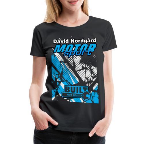 tshirt black - Premium T-skjorte for kvinner