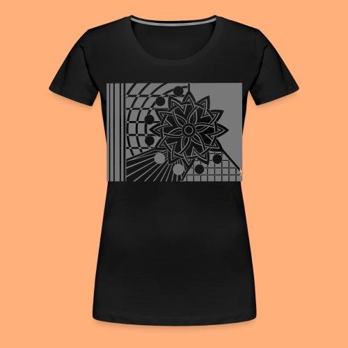 galaxie - T-shirt Premium Femme