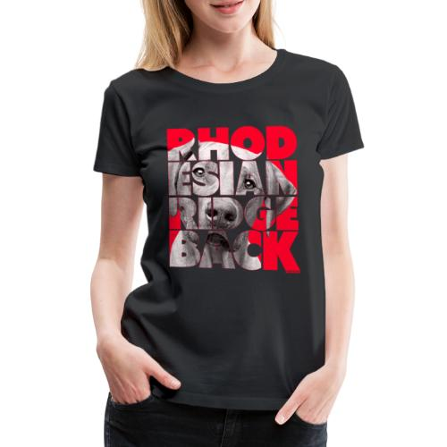 NASSU Rhode 3 - Naisten premium t-paita