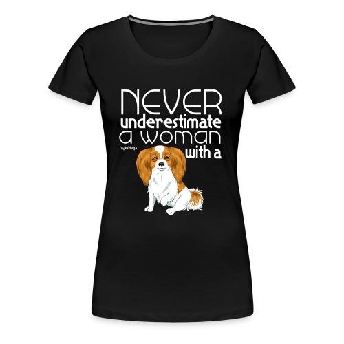 phaleunderestimate - Women's Premium T-Shirt