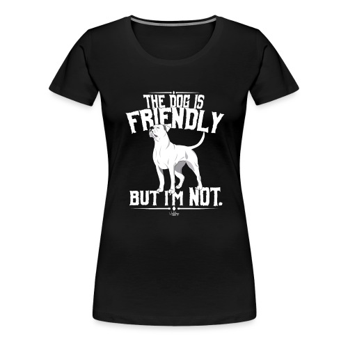 ABfriendly2 - Women's Premium T-Shirt