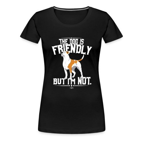 ABfriendly - Women's Premium T-Shirt