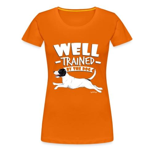 parsonwell3 - Women's Premium T-Shirt