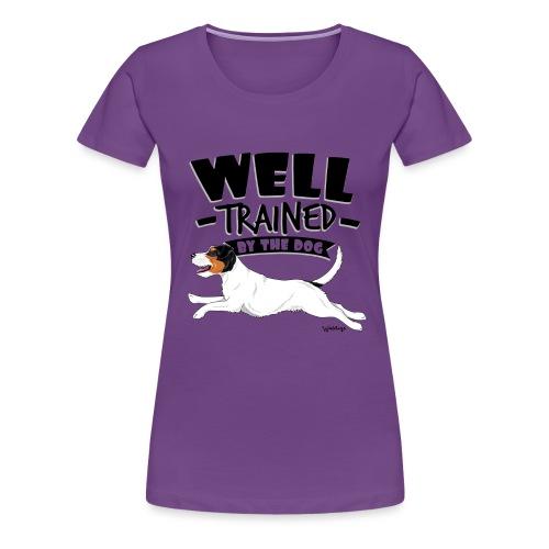 parsonwell8 - Women's Premium T-Shirt