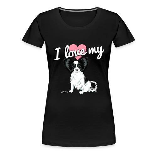 papilove - Women's Premium T-Shirt