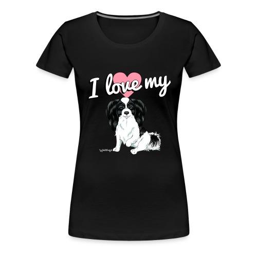 phalelove2 - Women's Premium T-Shirt