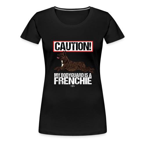 frenchbodyguard2 - Women's Premium T-Shirt
