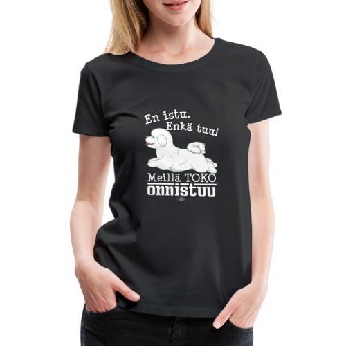 bichontoko - Naisten premium t-paita
