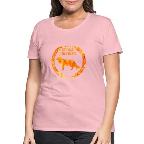 GSD Copper Army - Naisten premium t-paita