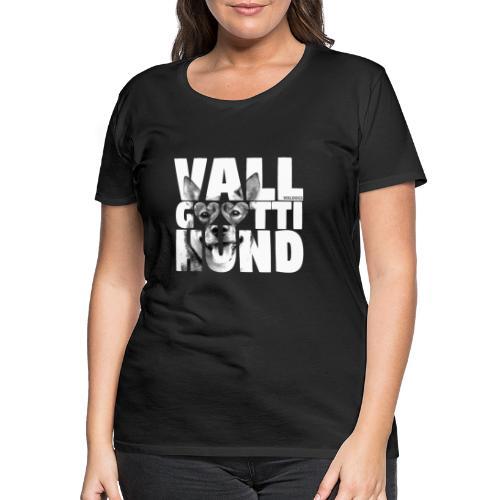 NASSU Göötti MV - Naisten premium t-paita