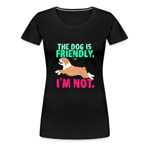 ebfriendly6 - Women's Premium T-Shirt