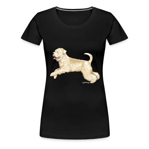 Soft Coated wheaten Terrier - Women's Premium T-Shirt