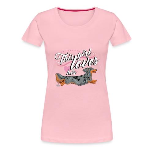 pitkisgirl - Women's Premium T-Shirt
