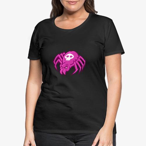Angry Spider II - Naisten premium t-paita