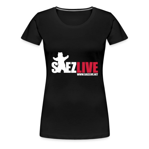 OursLive (version light) - T-shirt Premium Femme