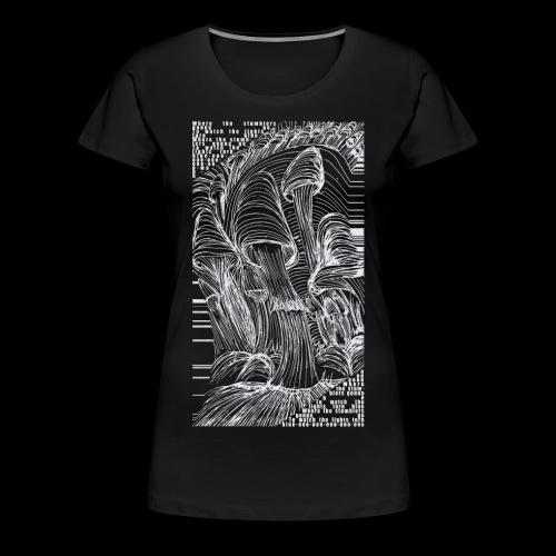 Magic Mushroom - Women's Premium T-Shirt