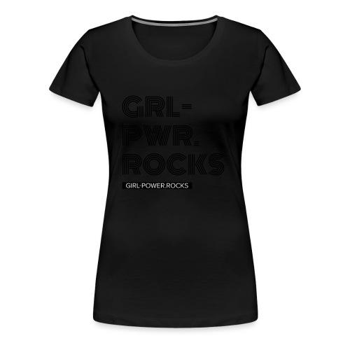 Girl Power - Frauen Premium T-Shirt