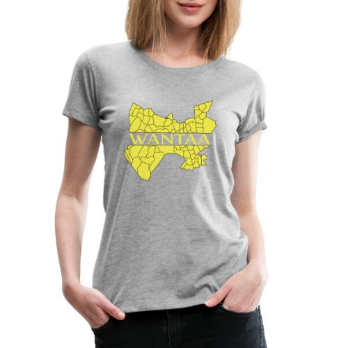 Wantaa - Naisten premium t-paita