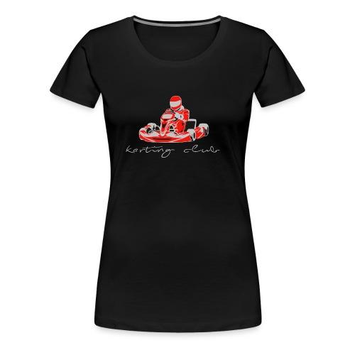 kart - Maglietta Premium da donna