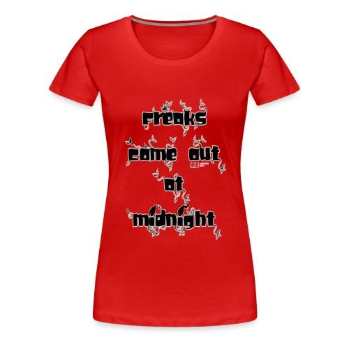 waagenbau freaks come out at midnight boy - Frauen Premium T-Shirt