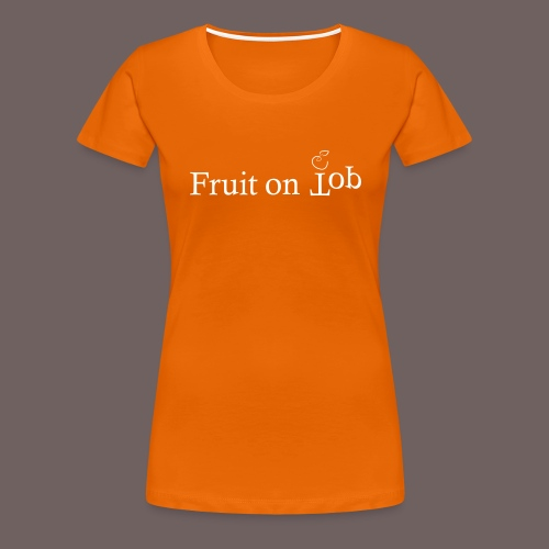 GBIGBO zjebeezjeboo - Fleur - Fruit [FlexPrint] - T-shirt Premium Femme