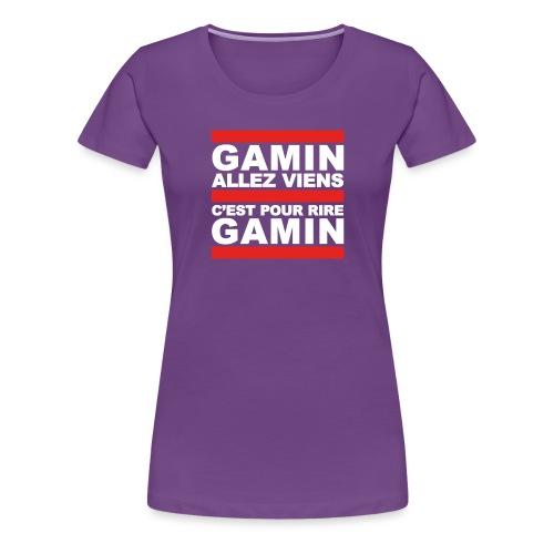 C'est arrivé près de chez vous ! - T-shirt Premium Femme