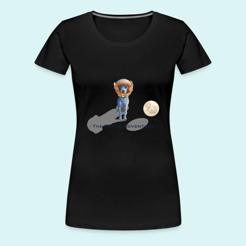 The Space Adventure - Women's Premium T-Shirt