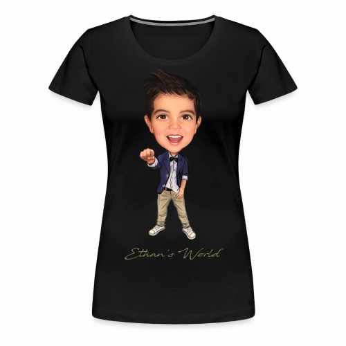 Ethan's World - Women's Premium T-Shirt