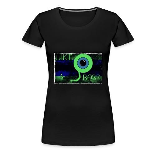 JSE LIKE A BOSS! - Women's Premium T-Shirt