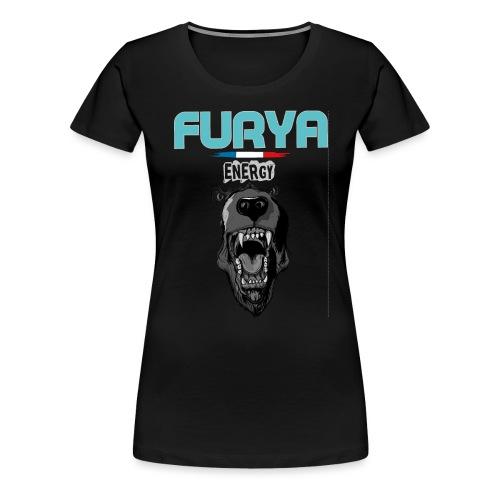 Furya Ours 2021 - T-shirt Premium Femme