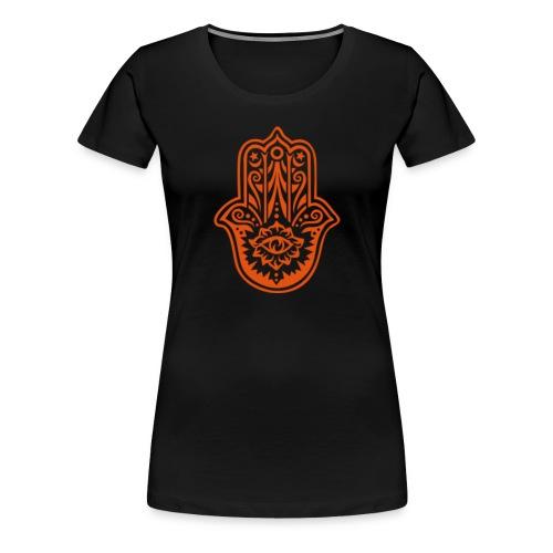 mano - Camiseta premium mujer