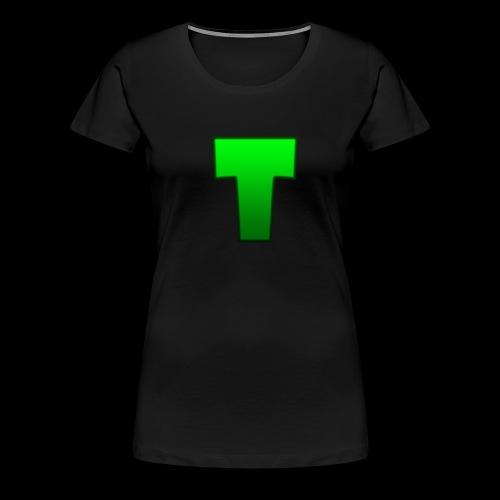 T merch - Maglietta Premium da donna