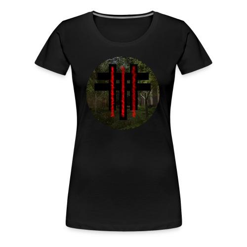 DatknessTTT Forest - Frauen Premium T-Shirt
