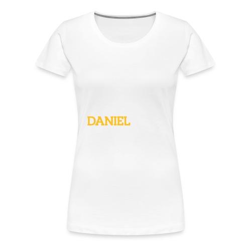 kandi black background - Women's Premium T-Shirt