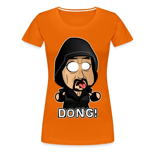 Chibi Undertaker Hood Dong - Women's Premium T-Shirt