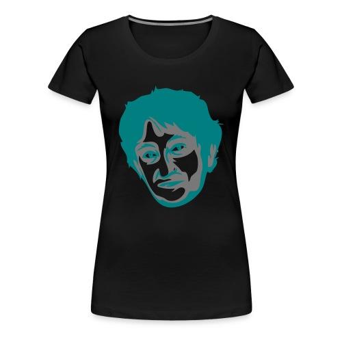 BurgerVader - Vrouwen Premium T-shirt