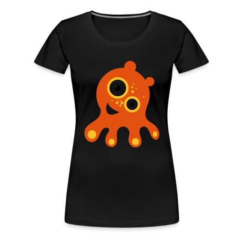 Blob Down - T-shirt Premium Femme