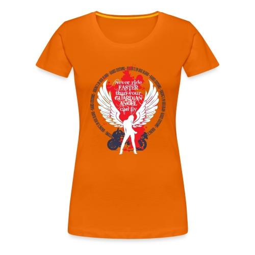Kabes Guardian Angel T-Shirt - Women's Premium T-Shirt