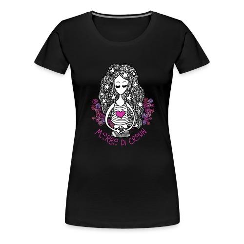 Alice nel Paese del Morbo di Crohn - Maglietta Premium da donna