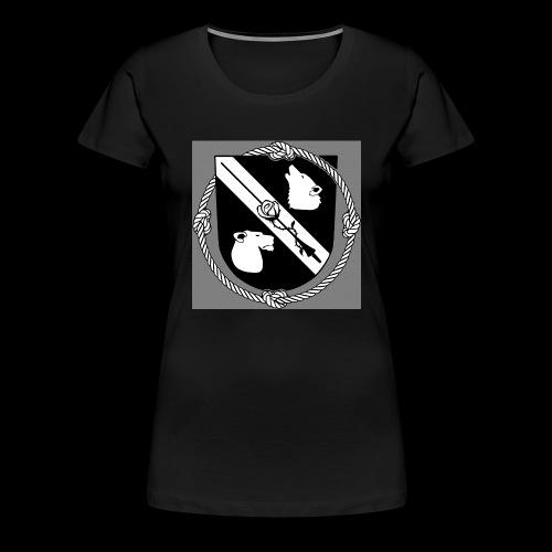 Rollespil - Dame premium T-shirt