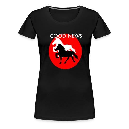 COCOLORS - T-shirt Premium Femme
