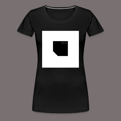 ecke - Frauen Premium T-Shirt