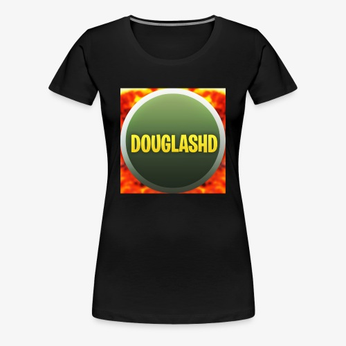 Douglashd merch :+} - Women's Premium T-Shirt